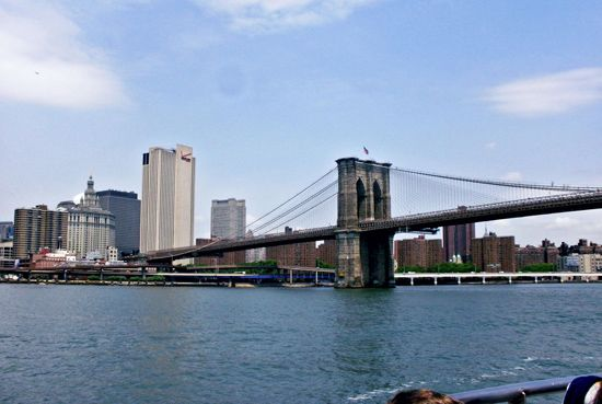 New York: East River
