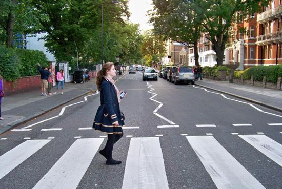 Abbey Road Livecam