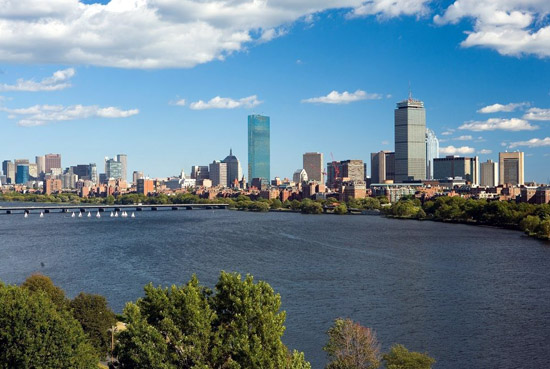 Boston: City Views