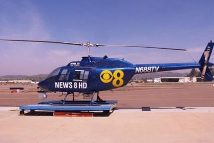 Chopper 8 News