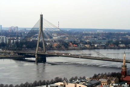 Riga: Panoramic View
