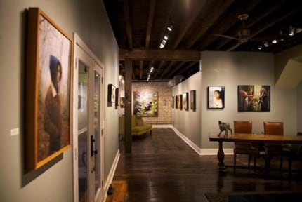Robert Lange Studios Art Gallery