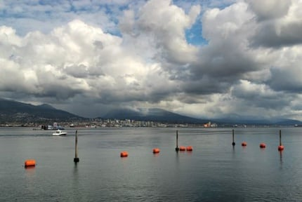 Vancouver: Burrard Inlet