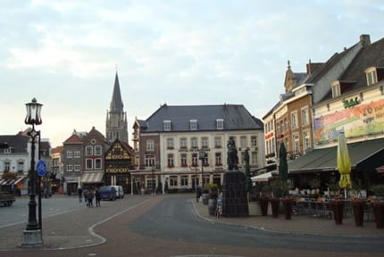 Sittard: Town Square