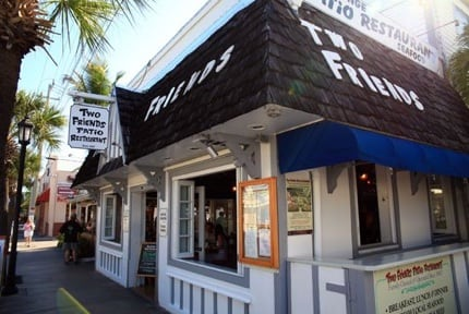 Two Friends Patio Restaurant & Two Friends Patio Restaurant Live Webcam - Key West United States ...