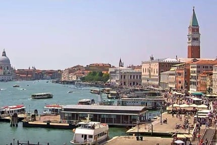 Venice: St. Mark's Basin