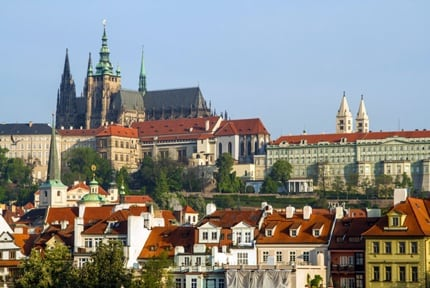 Prague: Historical Quarters