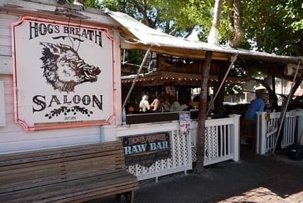 Hog's Breath Saloon