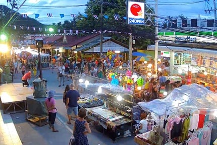 Lamai Sunday Nightmarket