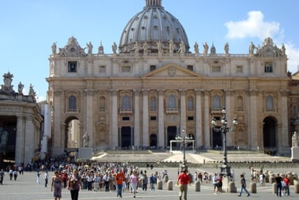 Vatican: St. Peter's Square