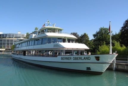 Thunersee: Cruise Boats