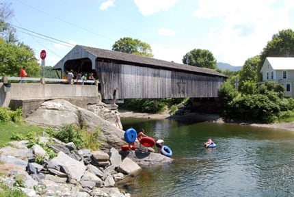 Waitsfield Covered Bridge