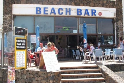 Beach Bar Costa Teguise