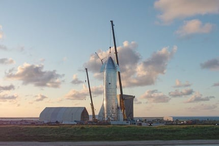 SpaceX Launch Facility