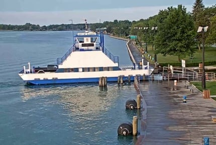Algonac: Saint Clair River