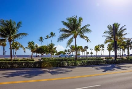 Fort Lauderdale: Beach
